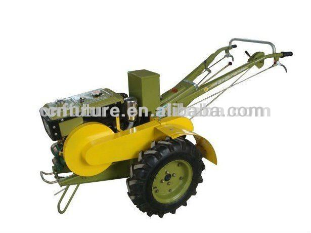 8hp mini power tiller for agricultural