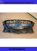 MAZDA plastic car front radiator-grill mould for auto spare parts mould