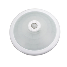 Energy saving pir sensor ceiling fluorescent lighting fixture