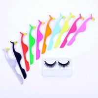 Best selling products eyelash extension tweezers