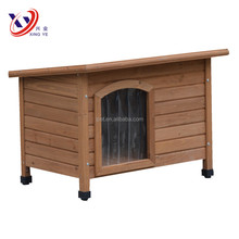 Eco-friendly Feature Pet Product Wooden Dog Kennel Cages With Insulated Walls
