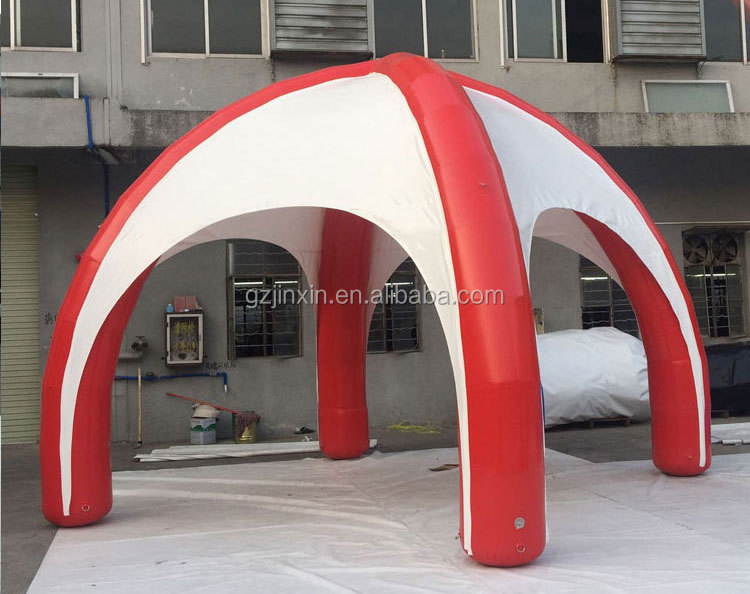 Wholesale Commercial Used PVC Inflatable Promotion Trade Show Tent