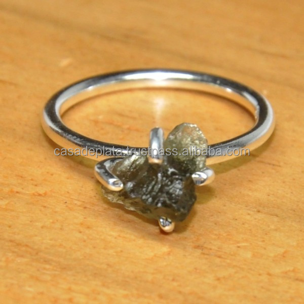 Moldavite wedding