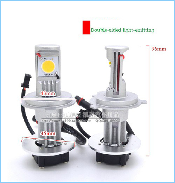 super brightness d2s led headlights