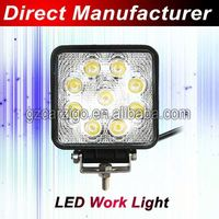 best price hot product tank accessories chinese fair show auto 27w led work light
