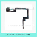 For ipad mini3 home button assembly,home button flex cable with fingerprint sensor id