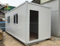 Mobile home cabin foldable expandable container prefab house for sale