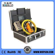 With 512Hz Locator Inspection Camera for Underwater Wells,Pipe Inspection Camera System WPS-710DL