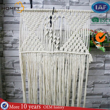 Macrame wall hanging/decorative wall panels /curtain wall hanger