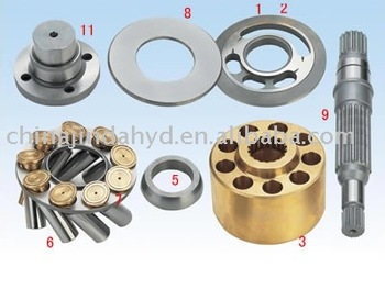LPVD64 Spare Parts