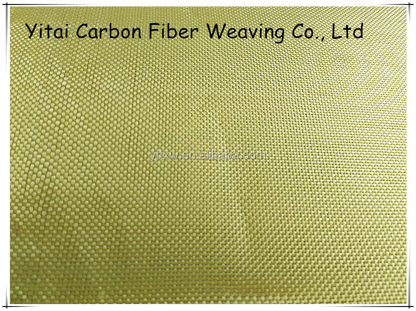 100% Aramid Fiber Material Dupont Kevlar Aramid Fabric for Sale