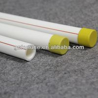 2013 Wholesale industrial ppr pipe brand white