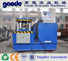 Hydraulic Steel Wire Rope Fitting Machine