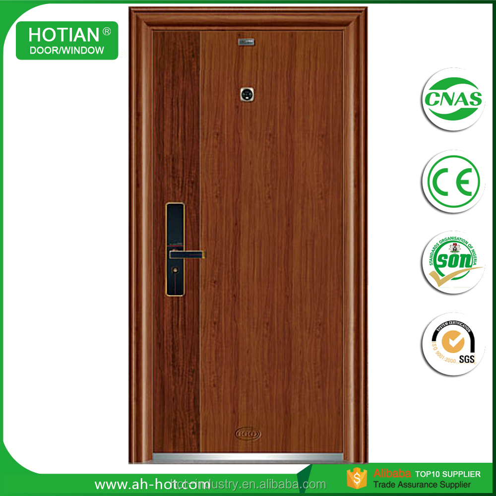 Reasonable Price Stable Quality Indian Main Steel Door Designs Steel Security Door