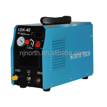 power source CUT40 with CE approved,inverter DC IGBT air plasma cutter,cutting machine for metal LGK 40(D) ( 220V 40amp)