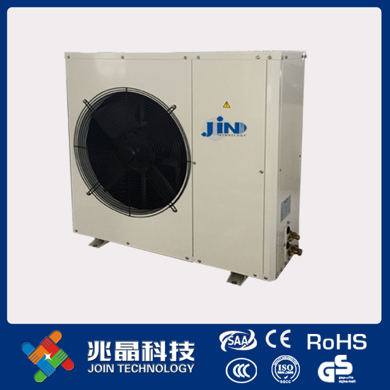 Minus 43'C Low Temperature EVI Air to Water Heat Pump Water Heater With High Quality (Manufacturer)