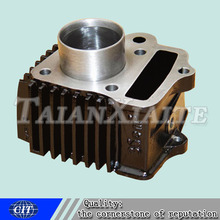 hydraulic cylinder block resin sand process racing motorcycle cylinder block