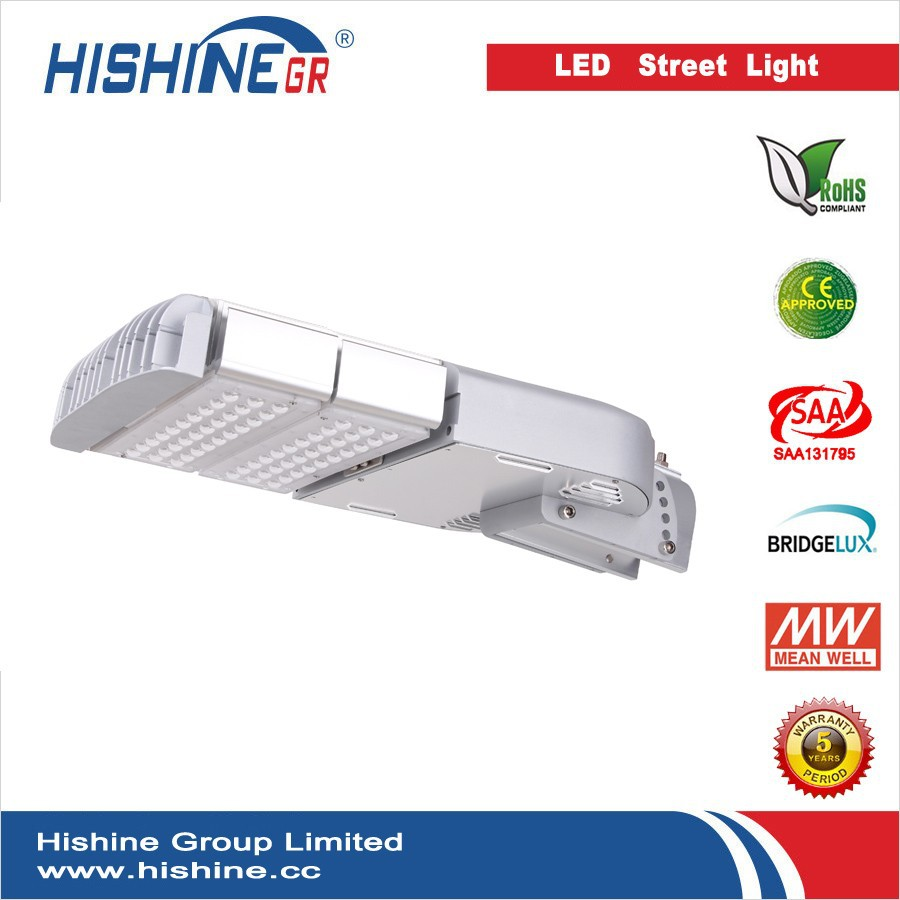 CE ROHS 100W High Power solar energy led street light