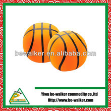 Children's Playmate Basketball Shaped Pillows