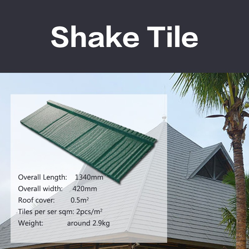 Australia tile Tile inTiles Roofing Material Stone Concrete Metal Roof Tile roofing sheet