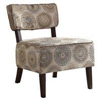 High end luxury hotel contract furniture club chair