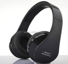 2014 Best Selling Noise Cancelling Wireless Bluetooth Headphone For Laptop/iphone