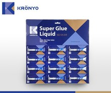 KRONYO instant bonding glue tough glue how to remove super glue