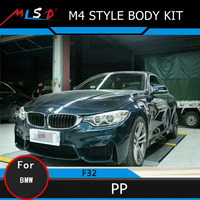 PP Material M4 Style Bodykits for BMW 4 Series F32