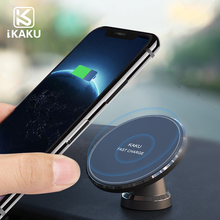 Universal smartphones pop abs magnet wireless magnetic car mount sticky mount car air vent metal socket mobile phone holder