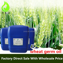 Triticum Vulgare Organic Wheatgerm Oil Base Carrier Oil Edible Wheat Germ Oil