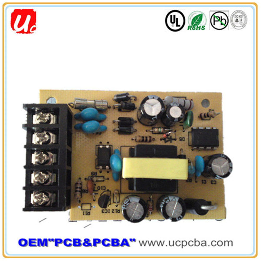 Quick Turn New Promotion HASL FR4 PCB Design PCBA Prototyping In Shenzhen