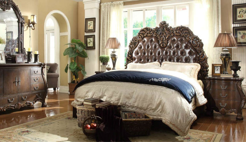 2014 luxury bedrooms style modern bedroom furniture buy for Bedroom furniture designs pictures in pakistan
