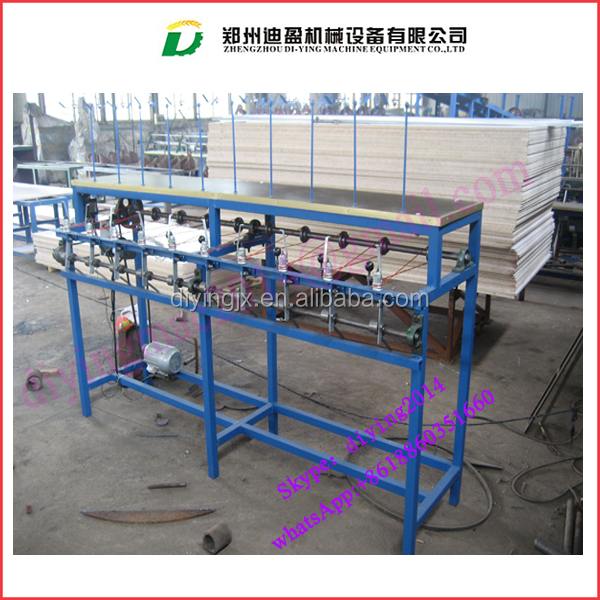flat rope braiding machine/Used Rope Making Machine