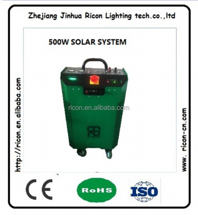 2kw 3kw 5kw saiam portable solar generators