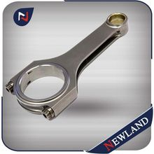 H Beam Forged 4340 Conrods for Honda B16 B16A B16B Connecting Rod