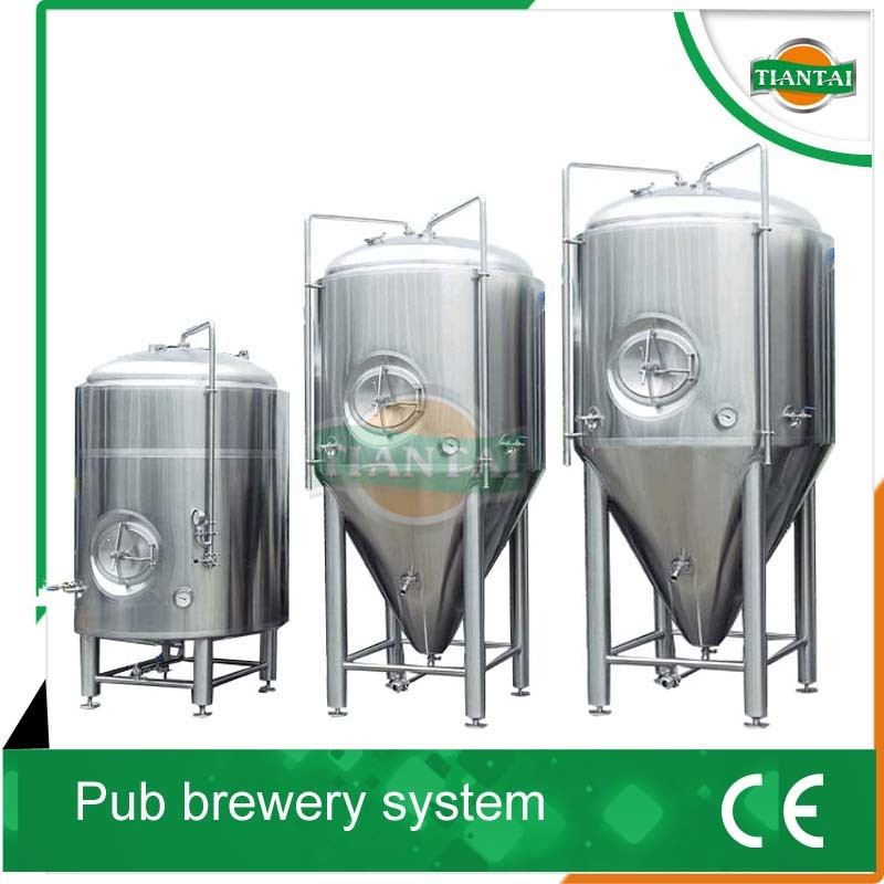 1000L/day stainless steel home beer brewing equipment