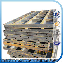 2016 new Metal concrete replace traditional circular plastic plywood formwork
