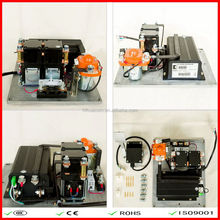dc to ac motor speed controller of vehicle speed control devices