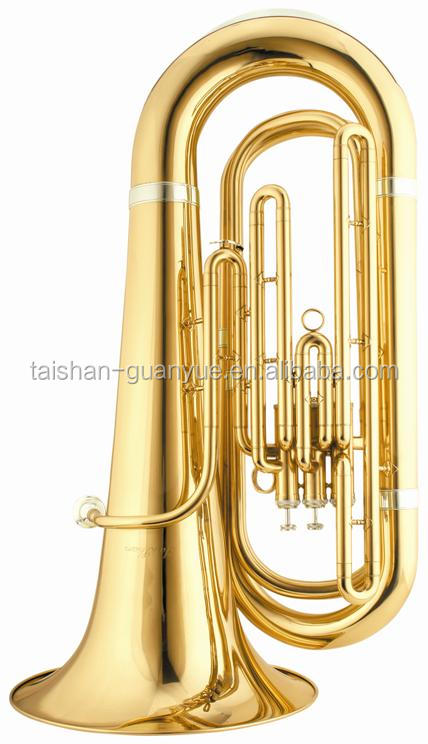 brass instrument tuba