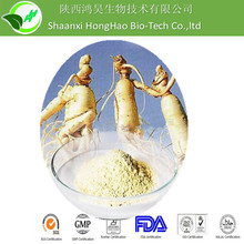 Fresh Ginseng Root Powder Form 100% pure ginseng extracts for hair