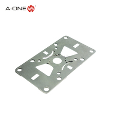 A-ONE square hardended steel 50*90 embedded centering plate 3A-400079