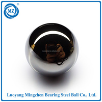 Bright mirror surface polished shiny stainless sex toy steel ball