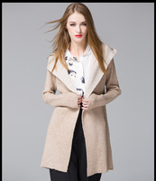 Hot sale knitwear ladies long cardigans/good quality sweater /women clothing R2215-2
