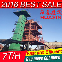 2016 Energy-saving mini hot mix asphalt plant