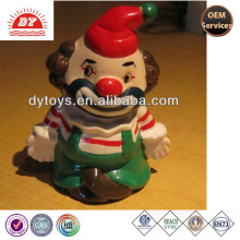 ICTI Factory Plastic Collectible Clown Action Figurines