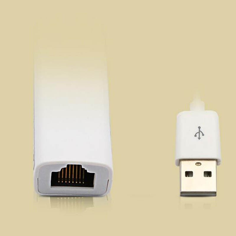 RJ45 to usb male Ethernet Network cable adapter
