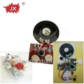 Motion activated recordable voice box for doll toy