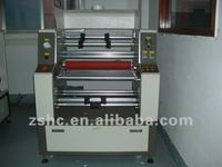Dry film laminator/ dry photo sensitive ink coating machine