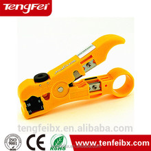 Coaxial Water-proof Connector Compression Tool Crimping Tool for RG59 RG6 with replaceable compression head
