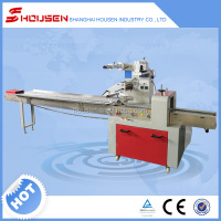 Automatic high speed chocolate bar packing machine /pillow packing machiine for chocolate / chocolate flow packing machine